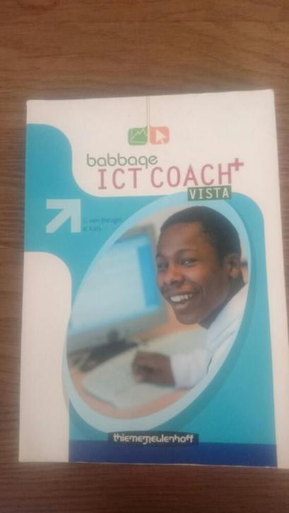 Babbage Ict Coach+ Vista ISBN: 9789006261196
