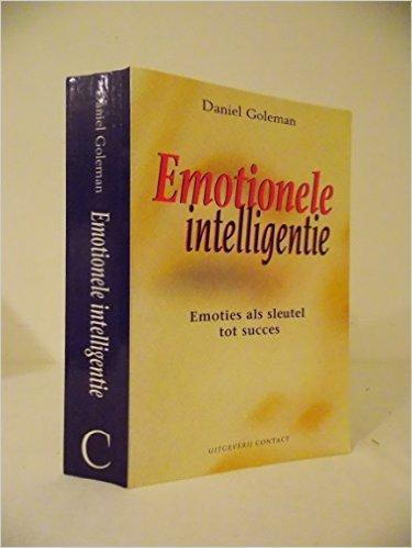 Emotionele intelligentie-Daniel Goleman