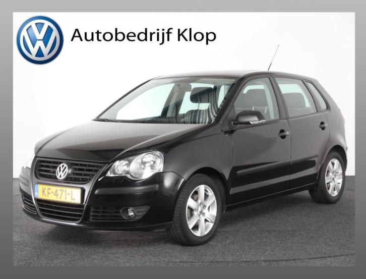 Volkswagen Polo 1.6-16V Optive | Open dak | Clima | 5-Drs. |