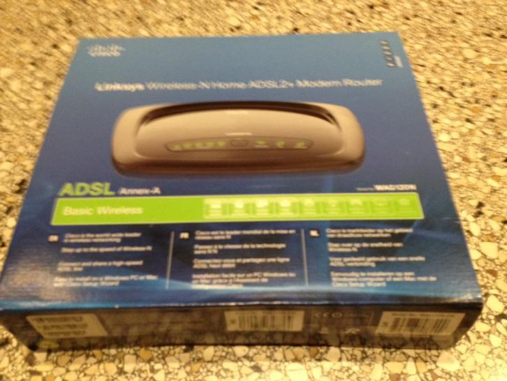 Router modem linksys Cisco