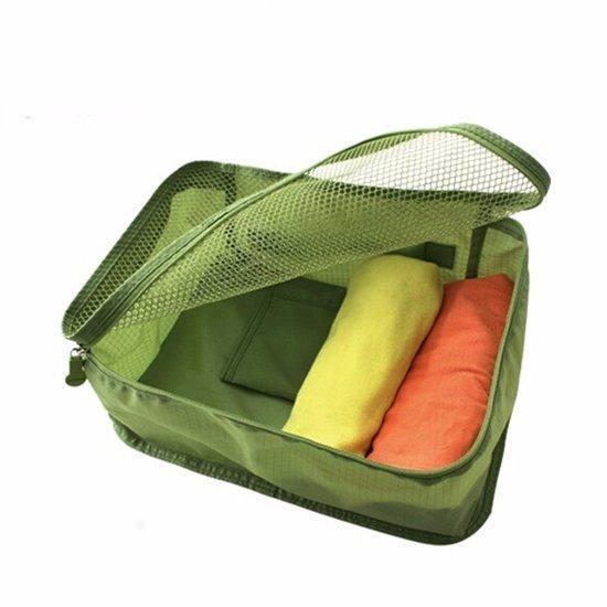 Foldable Clothes Storage Bags Packing Cube Functional Tra...