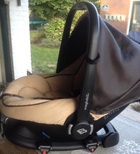 Bebecar kinderwagen limited edition