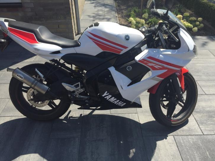 Yamaha tzr 50 brommer (rs50, gpr 50)