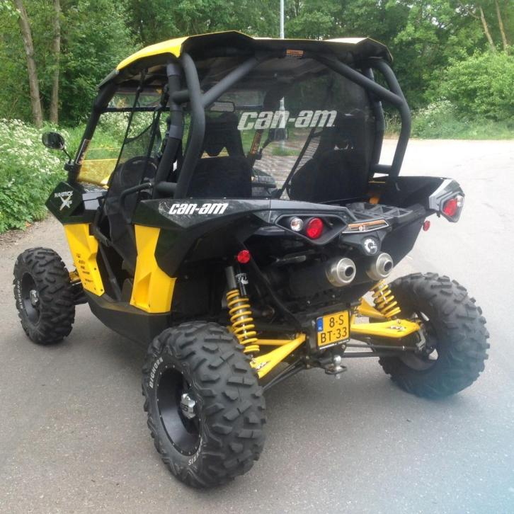 Can-Am Maverick 1000XRS