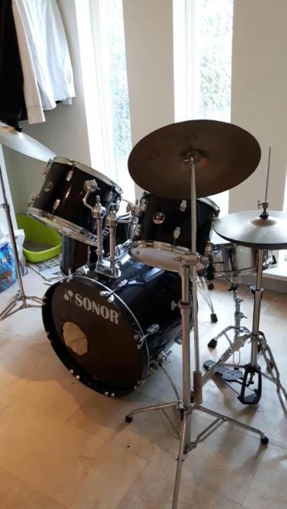 sonor drumstel