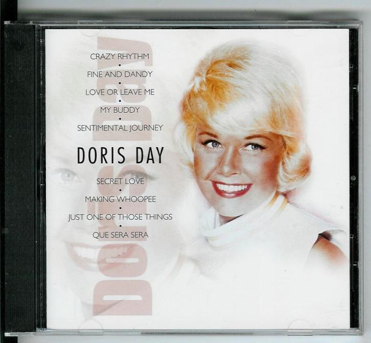 Te Koop: CD van Doris Day - € 7,50