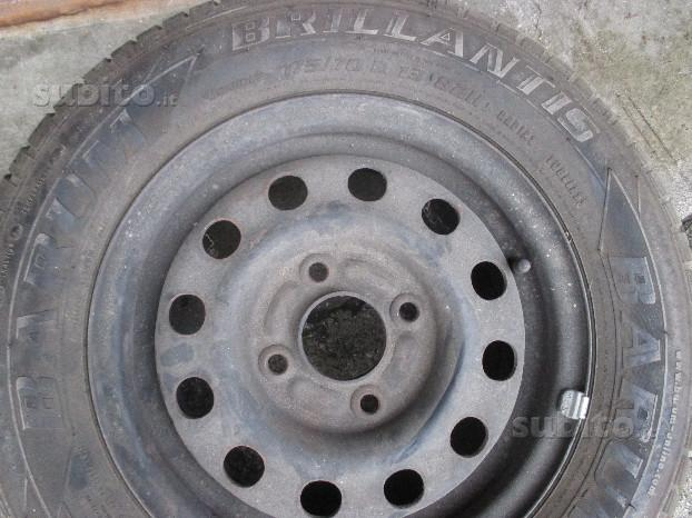 GOMME INVERNALI montate su Ford Focus