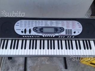 Pianola Casio